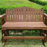 Wooden Gliders Chair-09