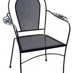 Wrought Iron Chair/Item#:BC-CHR1