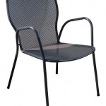 Wrought Iron Chair/Item#:BC-CHR2