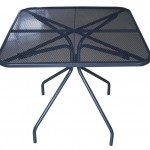 Iron Square Table-Item#:BC-SQUARE
