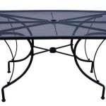 Iron Rectangle Table/Item#:BC-RECT