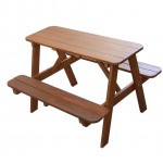 Wooden Patio Furniture for kids/Item#:KIZ-PICNIC