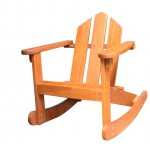 Wooden Rocker for kids
