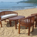Wood Patio Furniture/ Item#:M-TAZA