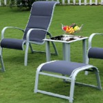 Aluminum Patio Furniture/Item#: TRI-BRASSO