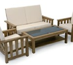 Wood Furniture Set/Item#: CASABLANCA