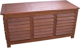 Patio Wooden Deck Box/Item#: MA-DECK1