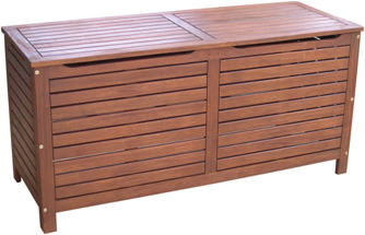 Patio Wooden Deck Box/Item#:MA-DECK2
