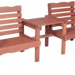 Wooden Patio Furniture for kids/ Item#: KZ-TETE2