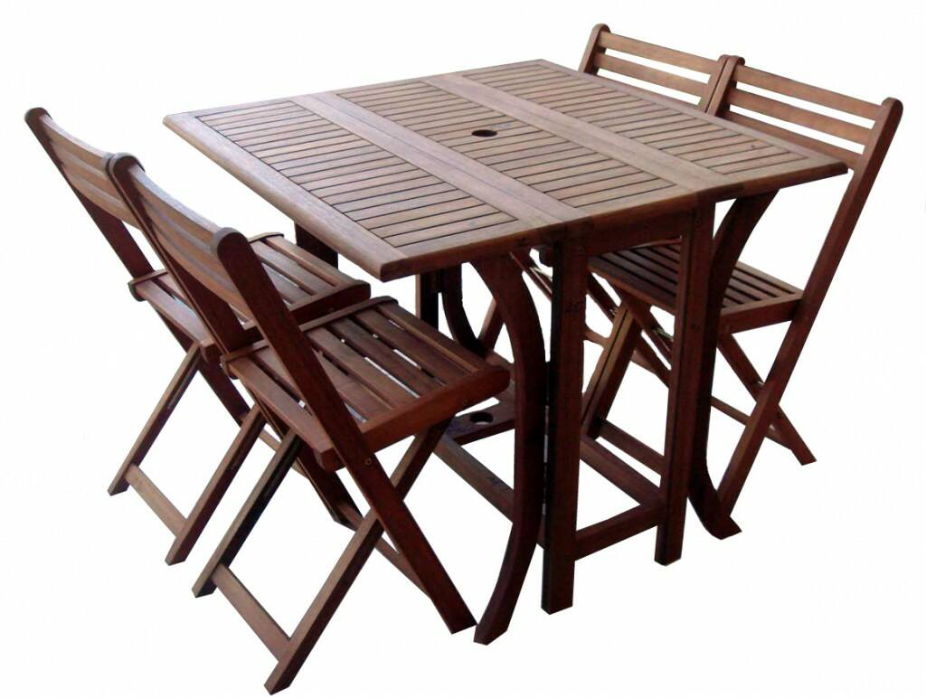 One Box- Wood Patio Furniture/Item#:M-TANTAN
