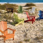 Wood Adirondack colors