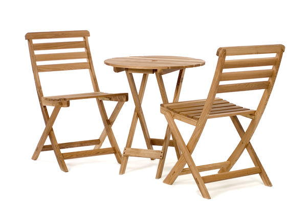Wood Furniture Bistro set/ #M-SAFI