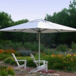 Commercial Grade Aluminum beach umbrella