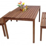 Wood Patio Furniture set/#M-ZAGORA