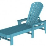 wood adirondack chaise lounge aruba