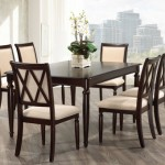 Barton six piece dining set
