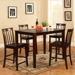 Garston square 4 piece set
