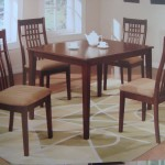 Kirkdale square 4 piece set