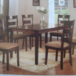 Wood Hills six piece set
