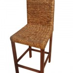 Woven Bar chair