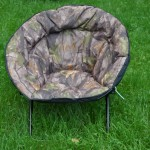 Camo Moon Chair