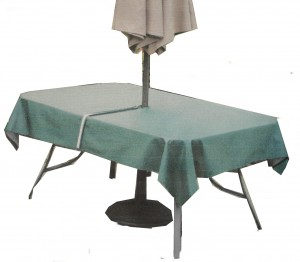 rect table cover